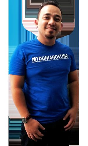 Myduniahosting Technician